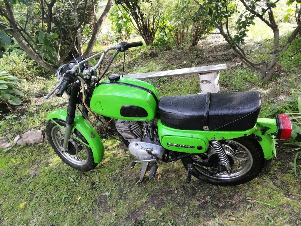 мимо заведения мотоцикл восход фото характеристики минусы