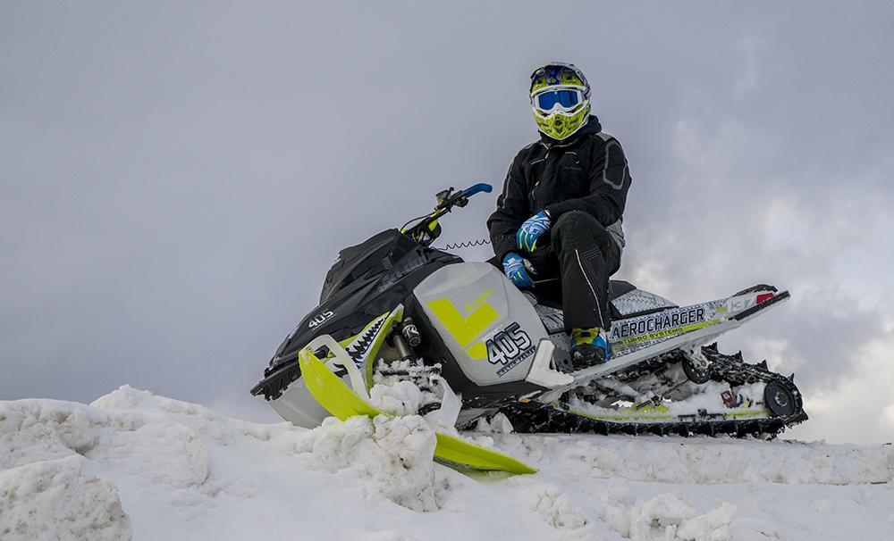 BRP Ski-Doo Freeride