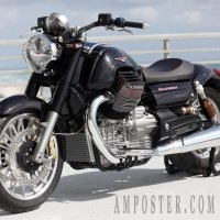 Обзор мотоцикла Moto Guzzi California 1400 custom