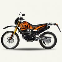 Baltmotors Enduro 200