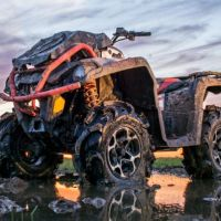 Обзор BRP Can-Am Outlander L X-MR 570 2016