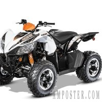 Квадроцикл Arctic Cat XC450i 2016;