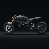Кастом-ателье Hookie анонсировало сборку BMW R nineT Cobra
