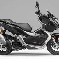 2021 Honda ADV150 – скутер для любителей скоростной езды