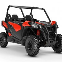 Новый квадроцикл Can-Am Maverick Trail DPS 1000 2022 года