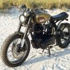 Кастом Bull City Customs Royal Enfield AVL350