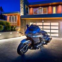 Honda презентовала новый мотоцикл Gold Wing