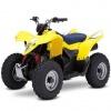 Первый взгляд на квадроцикл Suzuki QuadSport Z90