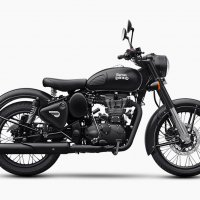 Royal Enfield Classic 500 Stealth Black. Простота классических традиций