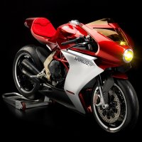 MV Agusta Superveloce 800 – феноменально красивый мотоцикл