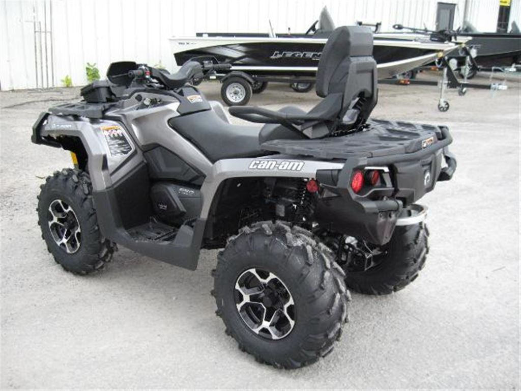 Обзор Can-Am Outlander MAX 650