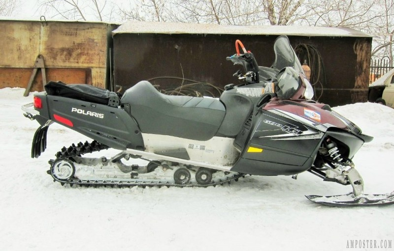 Polaris IQ 600 Touring