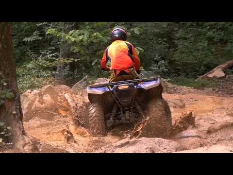 ATV Video Review: All-New 2016 Yamaha Grizzly 700 4x4 EPS