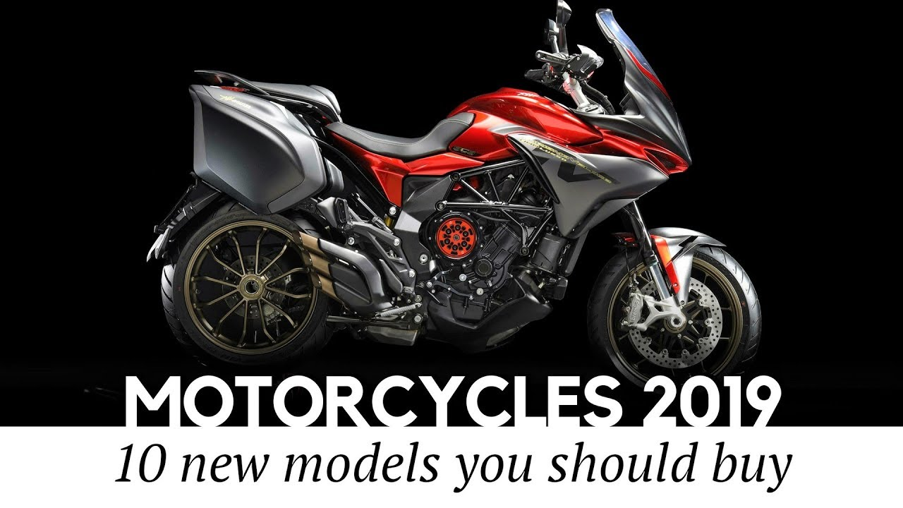 Top 10 New Motorcycles Coming in 2019: Reviewing Latest Models and Rumors