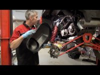 2013 Polaris RZR 900XP clutch housing waterproofing tutorial, detailed!  PowerModz!