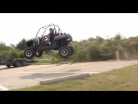 BREAKING IN THE NEW POLARIS RZR XP 900