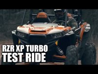 TEST RIDE: 2016 Polaris RZR XP Turbo
