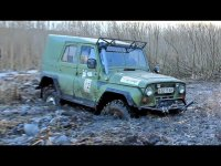 Уаз vs ATV POLARIS RZR XP 1000 Off-Roading 4х4
