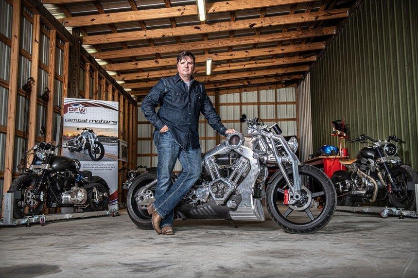 Компания Confederate Motorcycles сменила название
