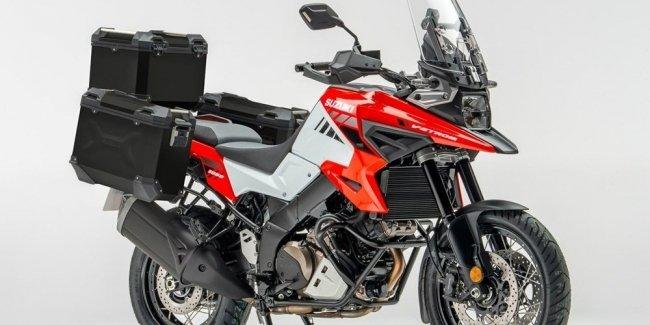 Турэндуро Suzuki V-Strom 1050XT 2021 модельного ряда: что нового приготовил производитель