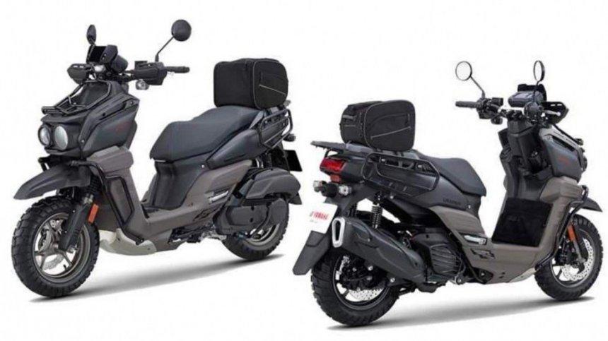Yamaha презентовала новый 125-кубовый BWS