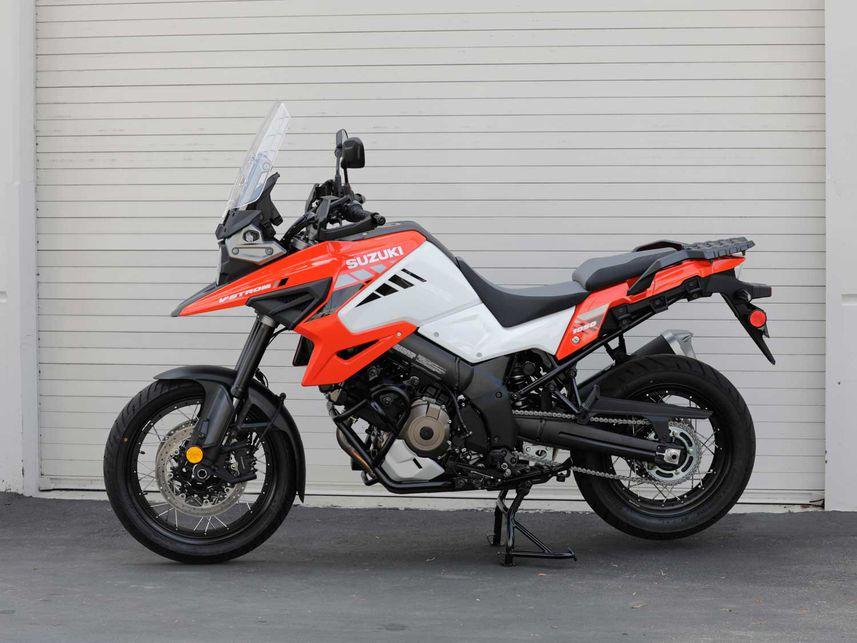 Suzuki V-Strom 2020 1050XT – отличный мотоцикл для поиска приключений