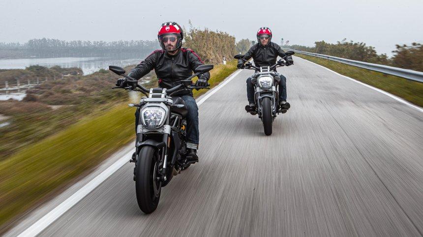 Ducati обновляет линейку XDiavel, представляя новую версию 2021 года: XDiavel Dark