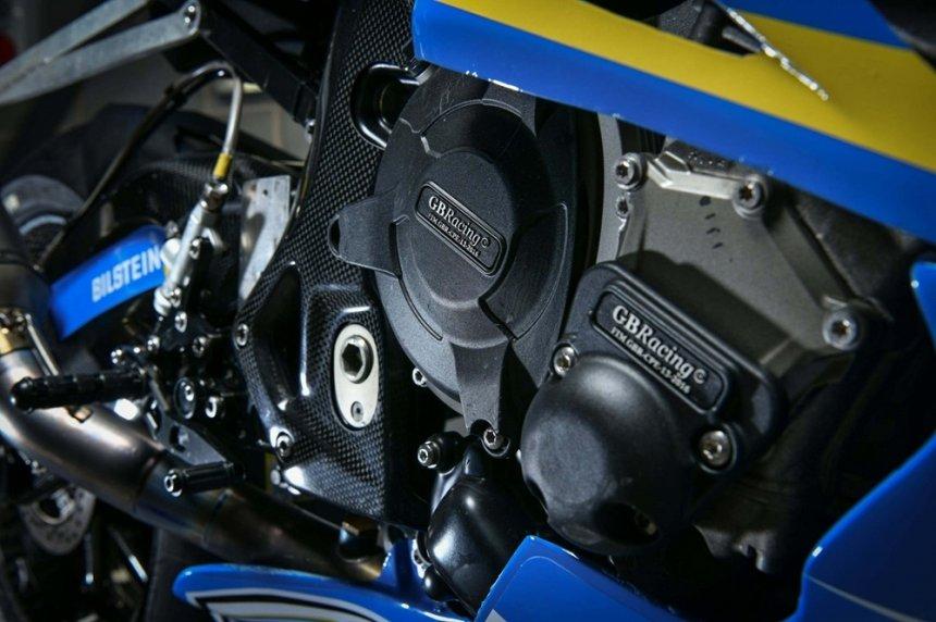 Немецкий производитель автоподвесок вышел на рынок мотоциклов