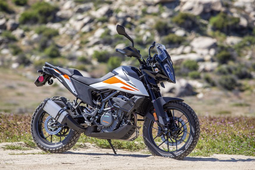 КТМ 2020 390 Adventure – мотоцикл, созданный для приключений