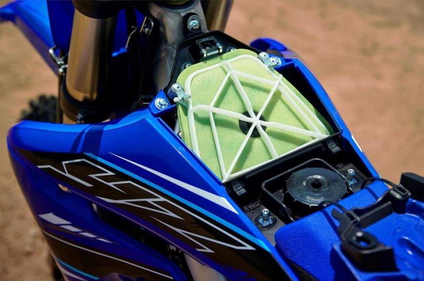 Yamaha YZ450F 2021 – подробный обзор