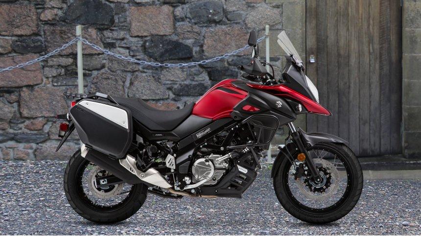 Будут ли обновления Suzuki SV650 и V-Strom 650 в 2021 году