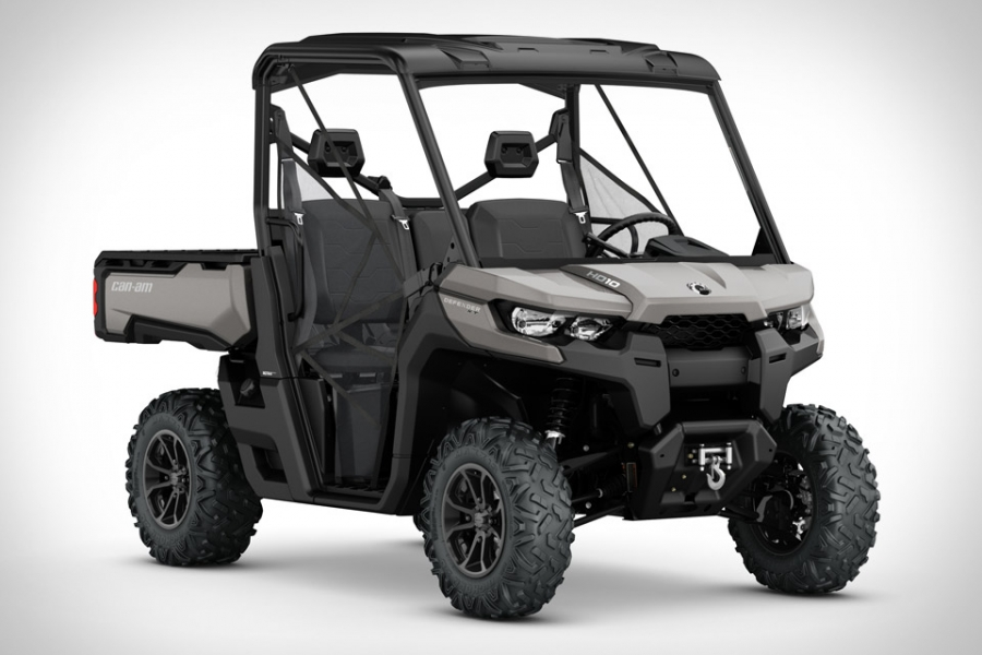 2016 Can-Am Defender