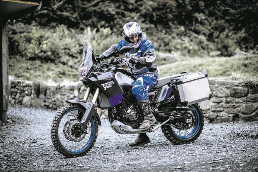 Эндуро Yamaha Ténéré 700 2021 модельного ряда: лучший приключенческий байк