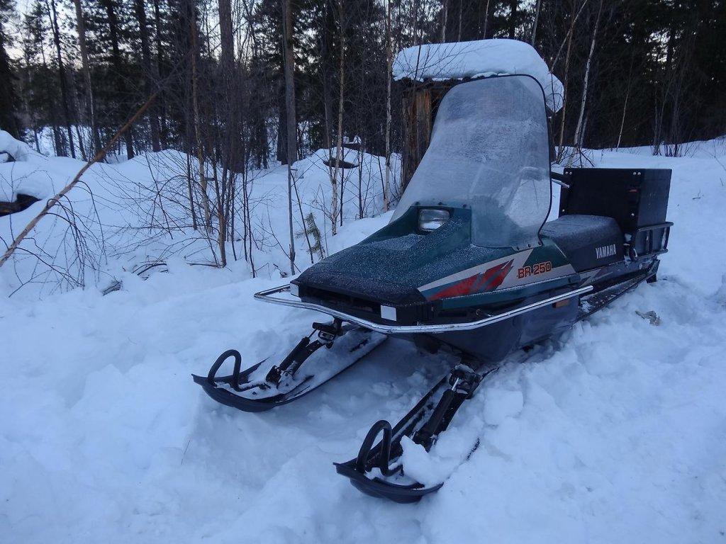 Re: снегоход yamaha bravo 250 все о нем