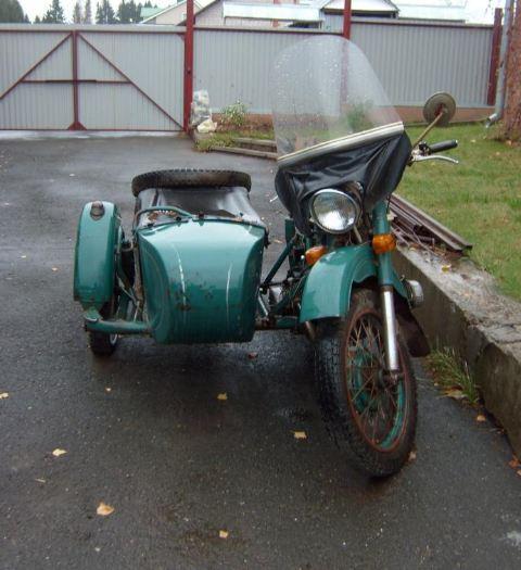Мотоцикл Урал курганская область #7