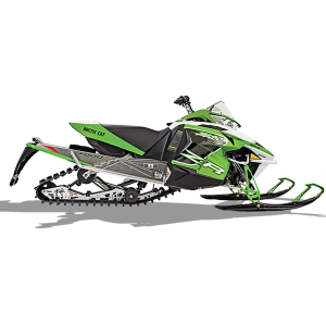 Компания Arctic cat обнародовала линейку снегоходов на 2015 год