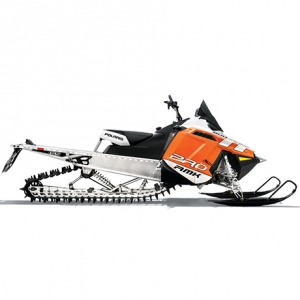 Polaris Snow Check RMK limited Edition 2015;