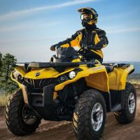 Тест Can-Am Outlander L 500 MAX DPS