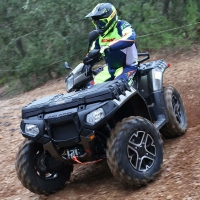 Тест-драйв Polaris Sportsman Touring XP1000;