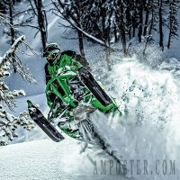 Новый Arctic Cat M8000 153 ES LTD 2016;