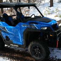 Тест-драйв Polaris General 1000 EPS Premium