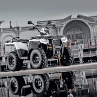 Обзор квадроцикла Polaris Sportsman 570 Forest