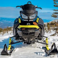 Ski-Doo Summit 850 E-Tec - покоритель горных вершин