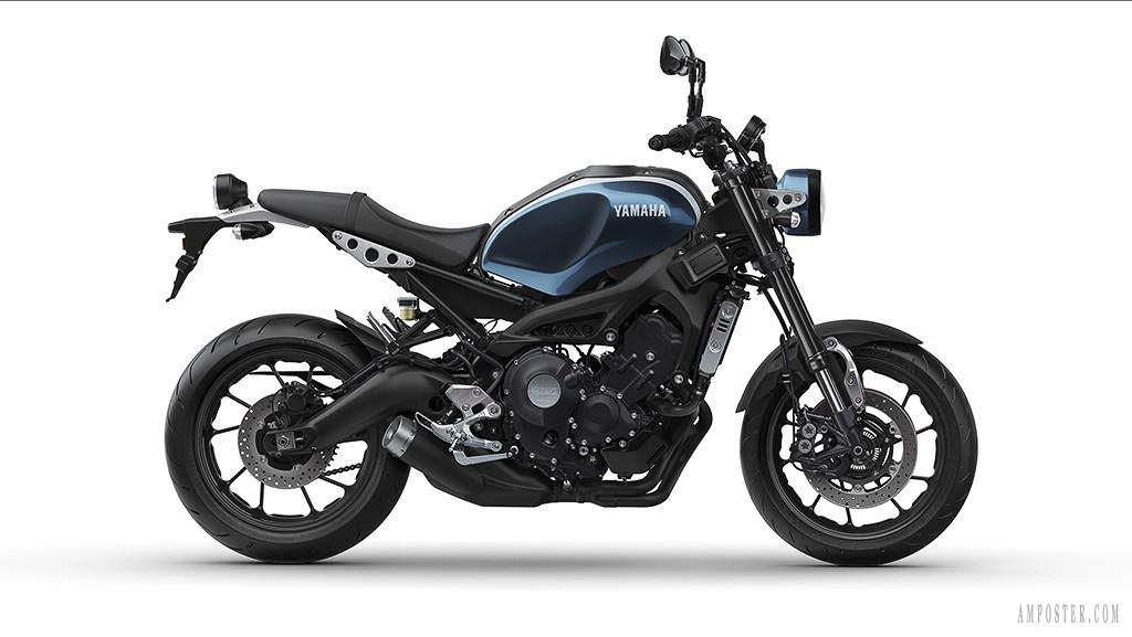 Yamaha XS850 2017