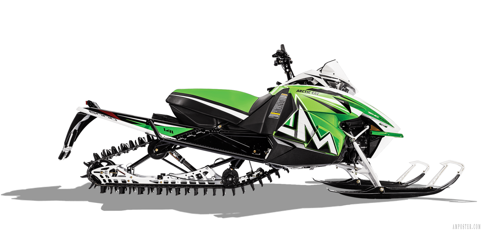 Arctic Cat М8000 SnoPro 141