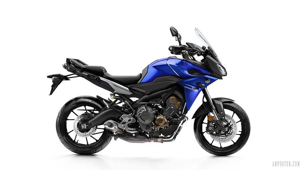 Yamaha MT09TR 2017