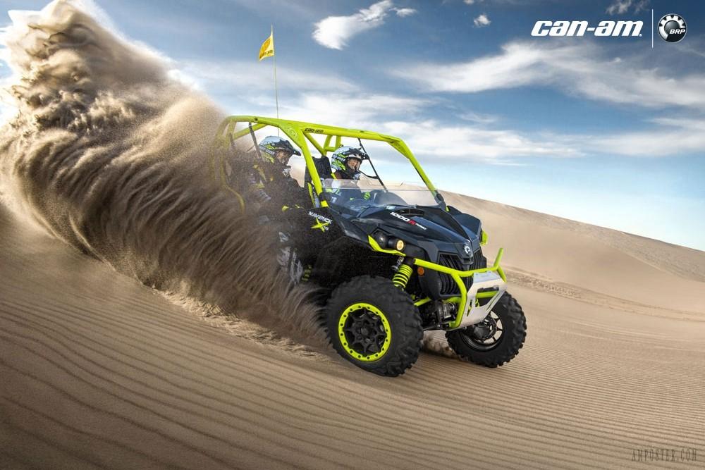 Can-Am Maverick X-DS 1000R Turbo