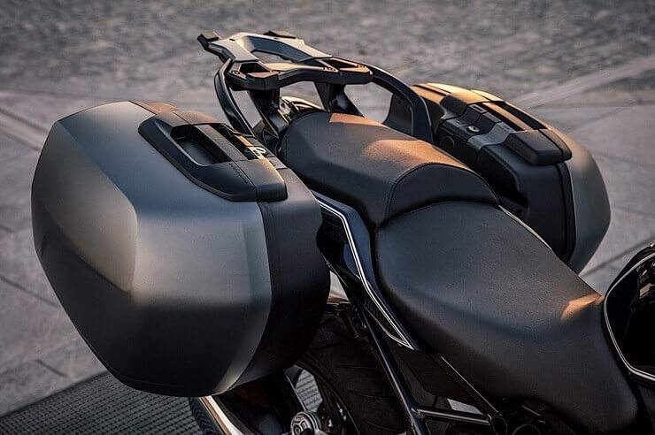 BMW R1200R Black Edition LE