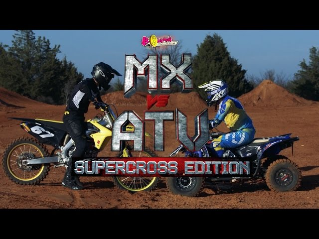 MX vs ATV // Albertson & Brown