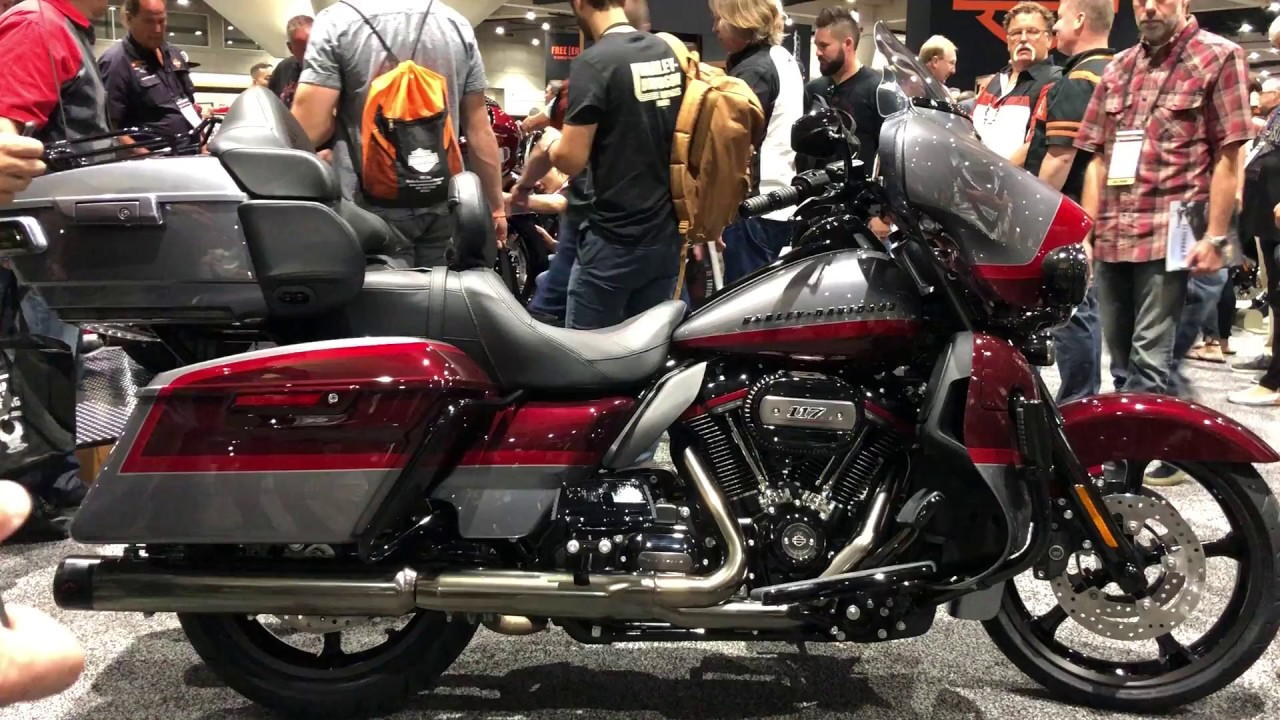 New CVO Limited 2019 -New models Harley-Davidson 2019 in San Diego